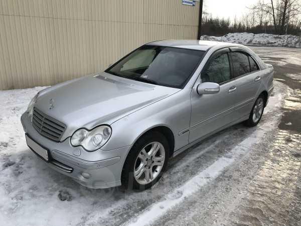 Mercedes-Benz C-Class, 2006 год, 520 000 руб.