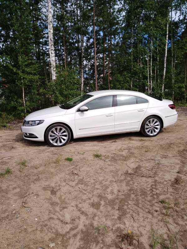 Volkswagen Passat CC, 2014 год, 959 000 руб.