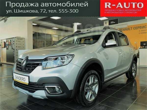 Renault Sandero Stepway, 2019 год, 654 082 руб.