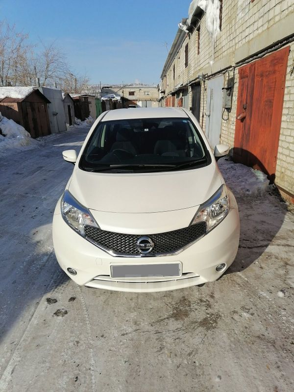 Nissan Note, 2015 год, 430 000 руб.