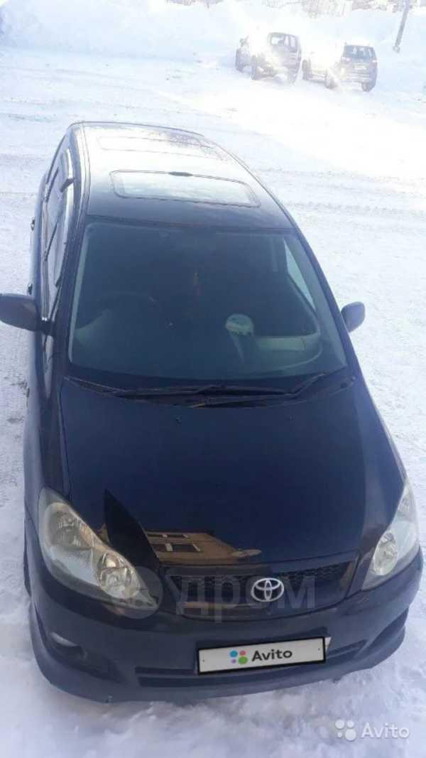 Toyota Ipsum, 2005 год, 645 000 руб.