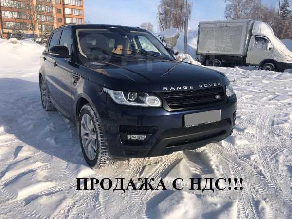 Land Rover Range Rover Sport, 2015 год, 3 050 000 руб.
