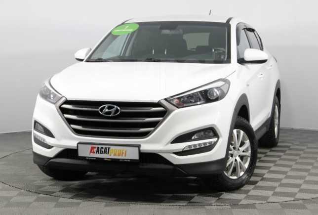 Hyundai Tucson, 2016 год, 1 190 000 руб.
