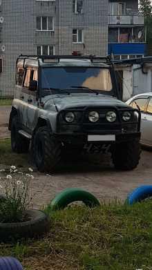 Усть-Кут УАЗ 3151 2001