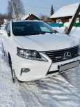 Lexus RX350, 2014 год, 2 230 000 руб.