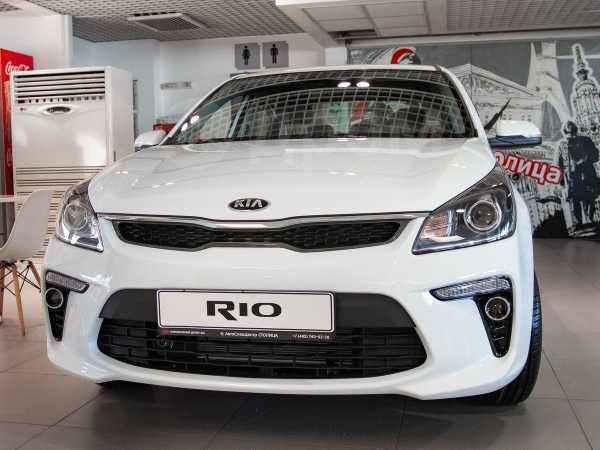 Kia Rio, 2020 год, 874 900 руб.
