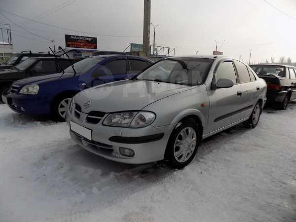 Nissan Almera, 2001 год, 173 000 руб.