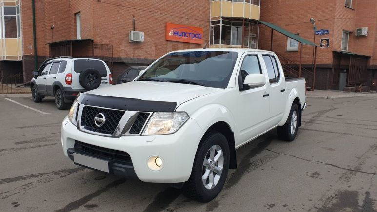 Nissan Navara, 2011 год, 875 000 руб.