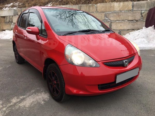 Honda Fit, 2005 год, 280 000 руб.