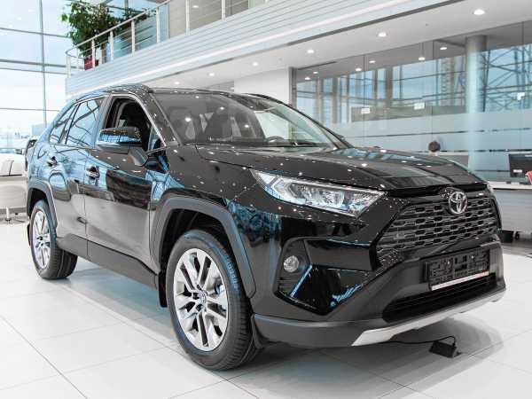 Toyota RAV4, 2020 год, 2 282 000 руб.