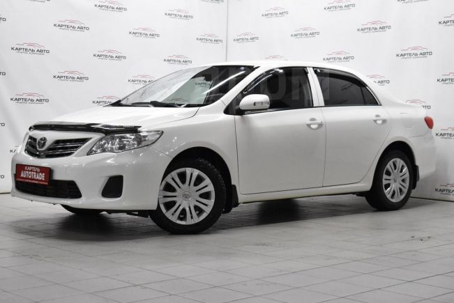Toyota Corolla, 2012 год, 609 000 руб.