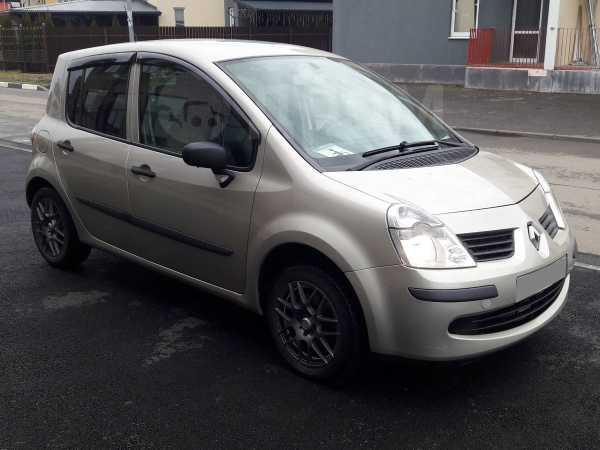 Renault Modus, 2007 год, 250 000 руб.