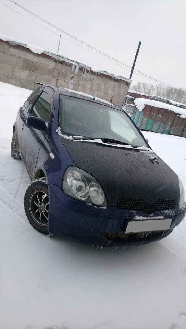 Toyota Vitz, 1999 год, 165 000 руб.