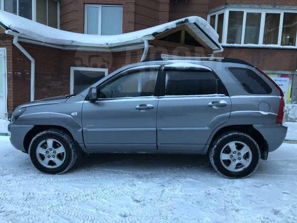 Kia Sportage, 2008 год, 605 000 руб.