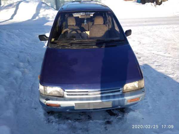 Nissan Prairie, 1991 год, 90 000 руб.
