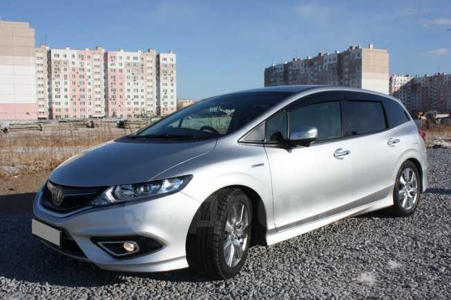 Honda Jade, 2015 год, 999 000 руб.