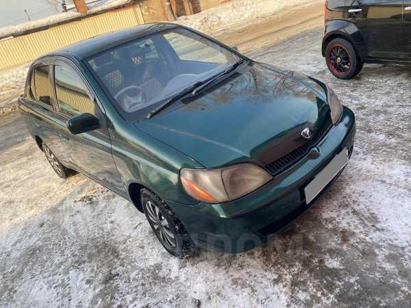 Toyota Platz, 2000 год, 165 000 руб.
