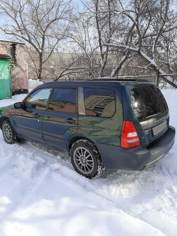 Subaru Forester, 2004 год, 360 000 руб.