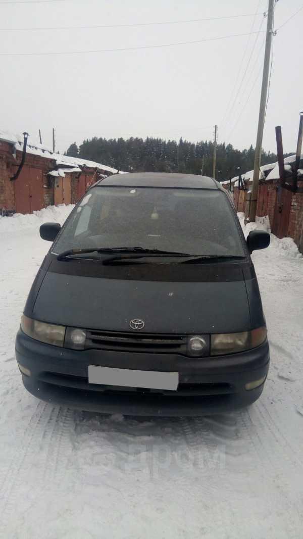 Toyota Estima Lucida, 1993 год, 135 000 руб.