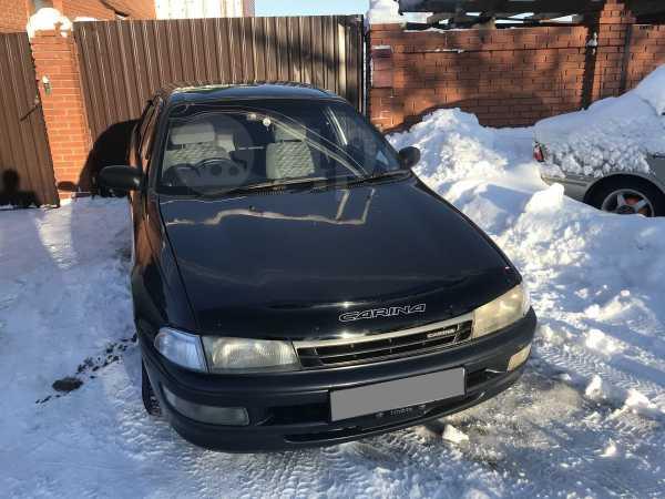 Toyota Carina, 1992 год, 169 000 руб.
