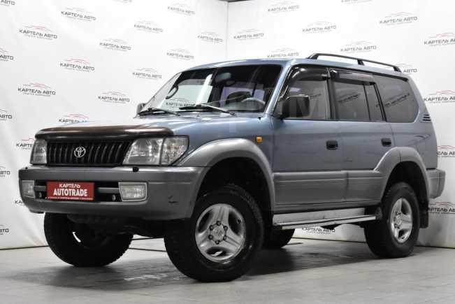 Toyota Land Cruiser Prado, 1999 год, 599 000 руб.