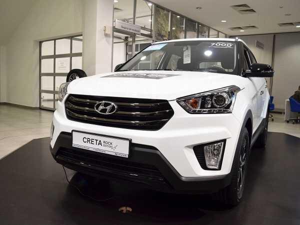 Hyundai Creta, 2019 год, 1 485 000 руб.
