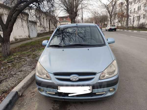 Hyundai Getz, 2008 год, 240 000 руб.