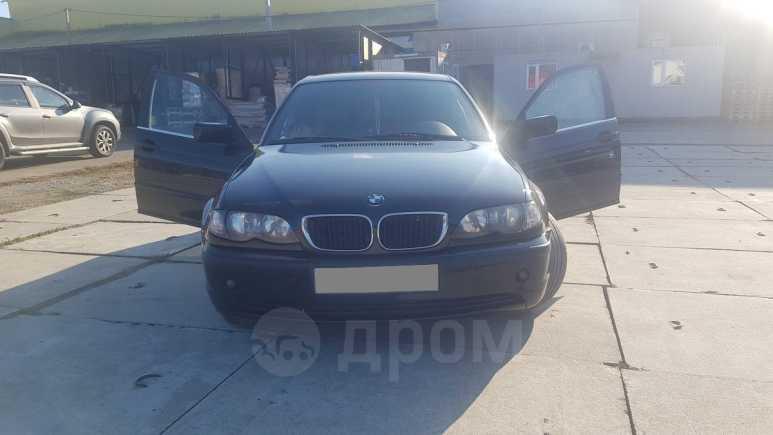 BMW 3-Series, 2002 год, 480 000 руб.