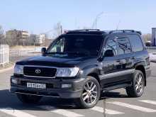 Хабаровск Land Cruiser 2004