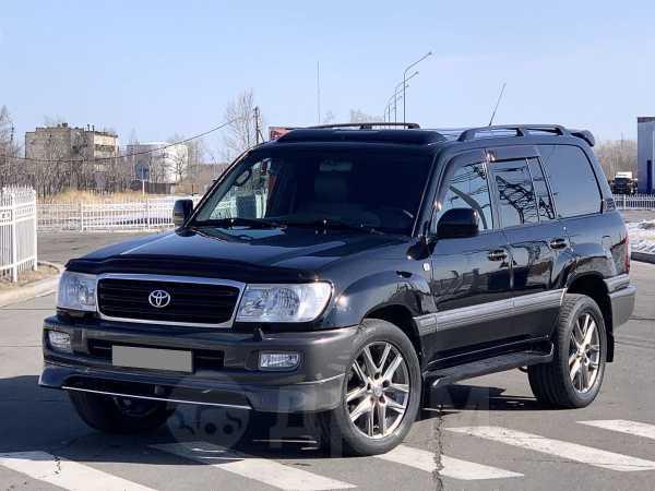 Toyota Land Cruiser, 2004 год, 1 389 000 руб.