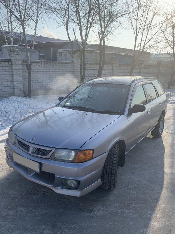 Nissan Wingroad, 2000 год, 220 000 руб.