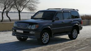 Благовещенск Lexus LX470 2002