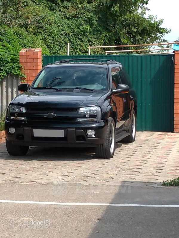 Chevrolet TrailBlazer, 2004 год, 570 000 руб.