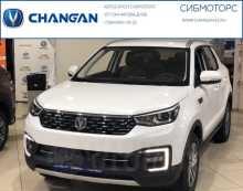 Новокузнецк Changan CS55 2019