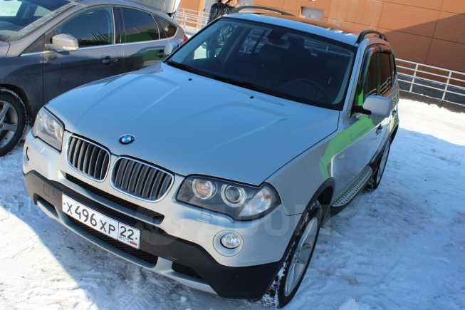BMW X3, 2007 год, 690 000 руб.