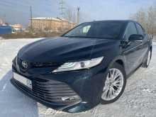 Улан-Удэ Toyota Camry 2018