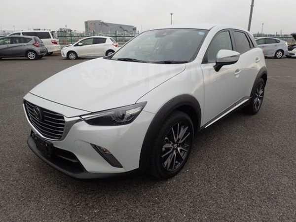 Mazda CX-3, 2016 год, 1 360 000 руб.