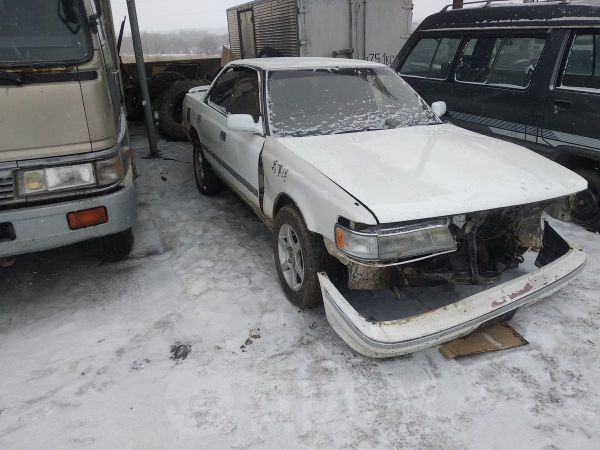 Toyota Chaser, 1989 год, 65 000 руб.
