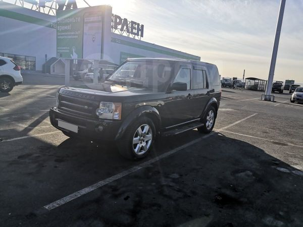 Land Rover Discovery, 2007 год, 955 000 руб.