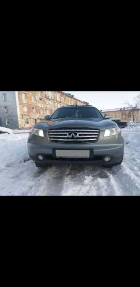 Елизово FX35 2005