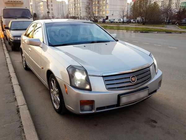 Cadillac CTS, 2003 год, 360 000 руб.