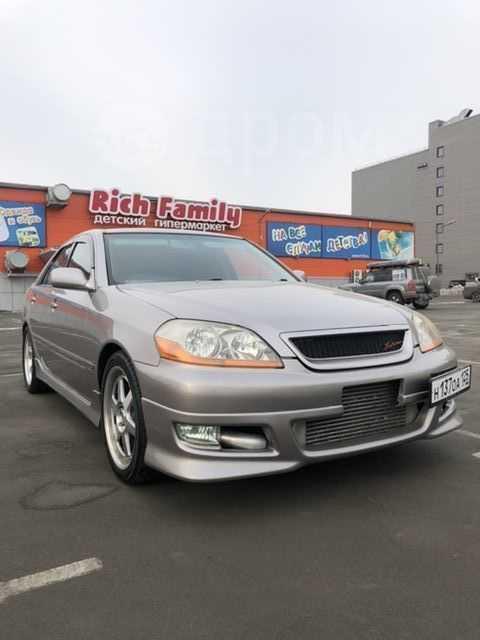 Toyota Mark II, 2004 год, 650 000 руб.