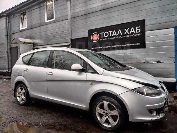 SEAT Altea, 2008 год, 170 000 руб.