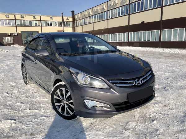 Hyundai Solaris, 2014 год, 637 000 руб.