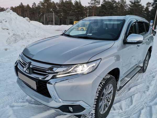 Mitsubishi Pajero Sport, 2018 год, 2 399 999 руб.