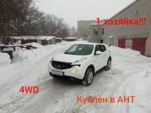 Барнаул Juke 2012