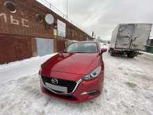 Новосибирск Mazda3 2016