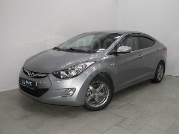 Hyundai Elantra, 2012 год, 600 000 руб.