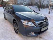Новосибирск Toyota Camry 2012