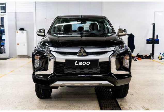 Mitsubishi L200, 2019 год, 2 417 000 руб.